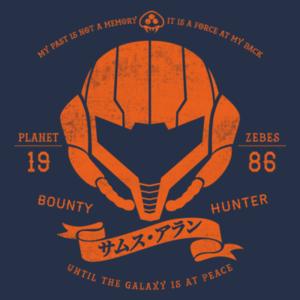 Pop-Up Tee: Bounty Hunter