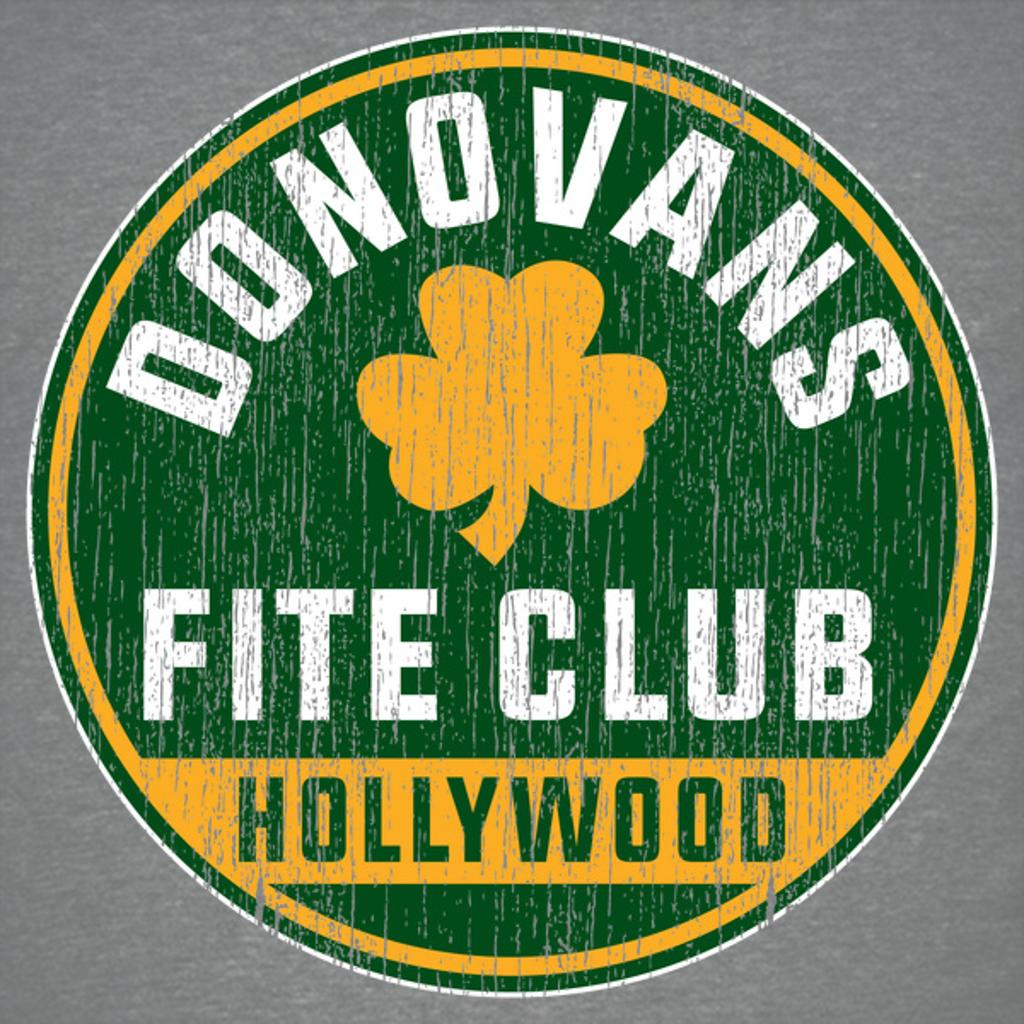 NeatoShop: Donovans Fite Club