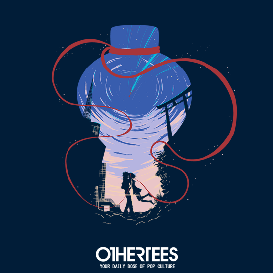 OtherTees: Red String of Fate