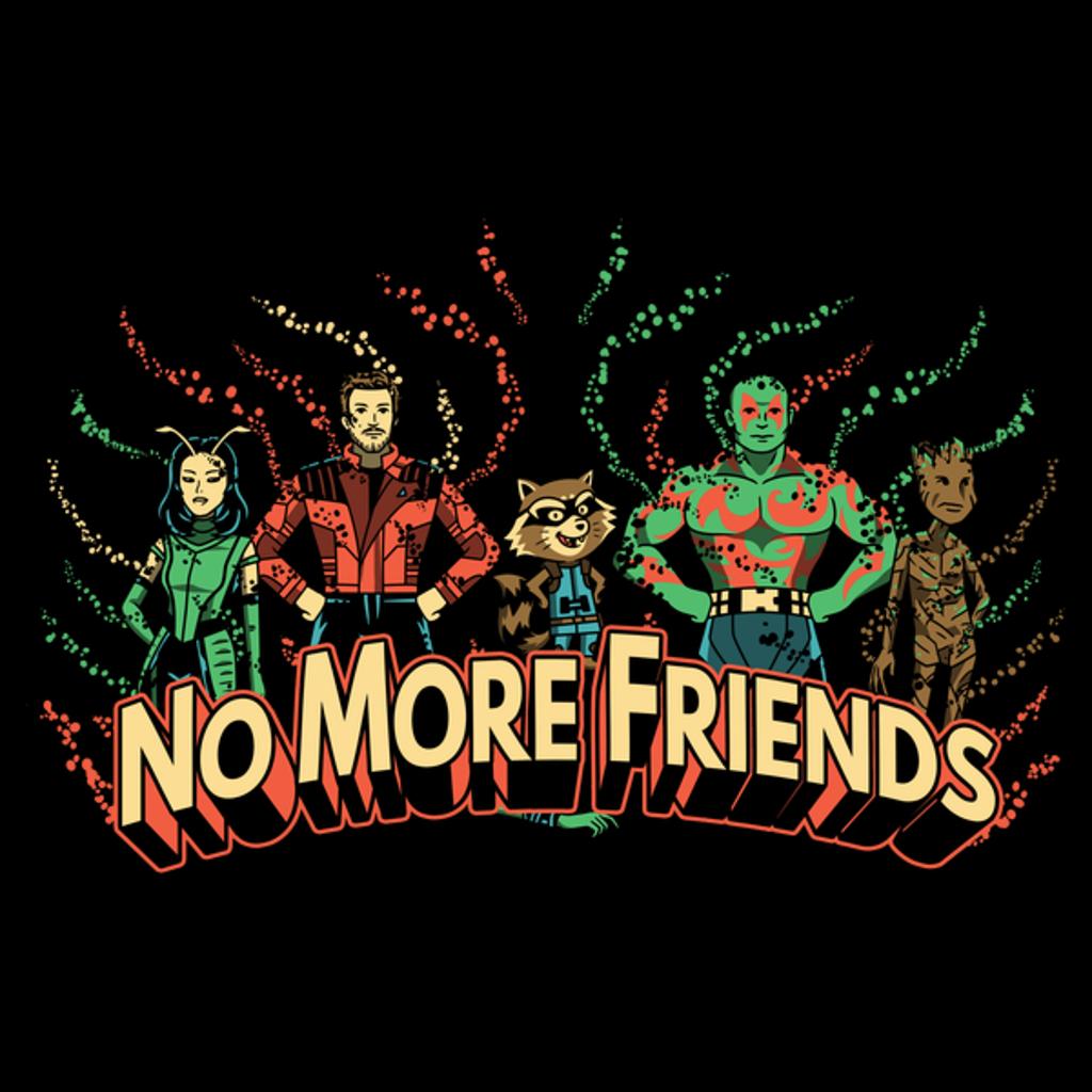 NeatoShop: No More Friends