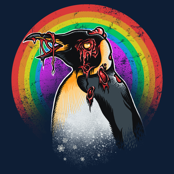 NeatoShop: Zombie Penguin