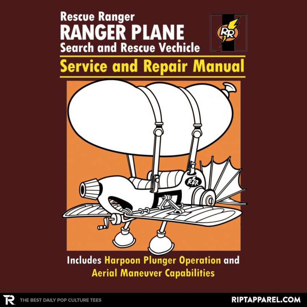 Ript: Rescue Plane Manual