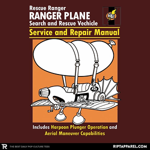 Ript: Rescue Plane Manual