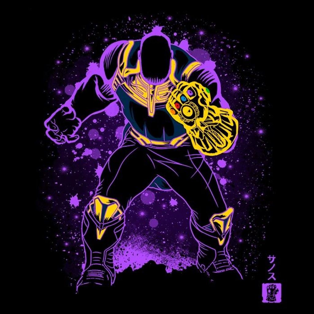 Once Upon a Tee: The Titan