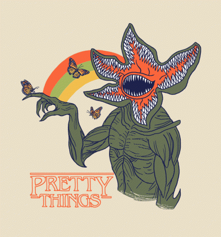 BustedTees: Pretty Things