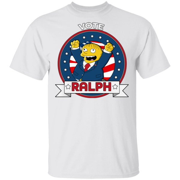 Pop-Up Tee: Vote Ralph