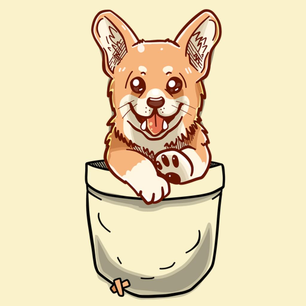 NeatoShop: Pocket Cute Corgi Puppy