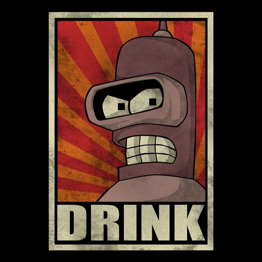 Once Upon a Tee: Drink