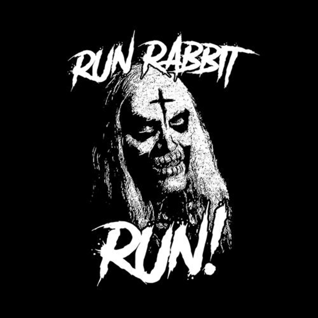 Five Finger Tees: Run Rabbit Run T-Shirt