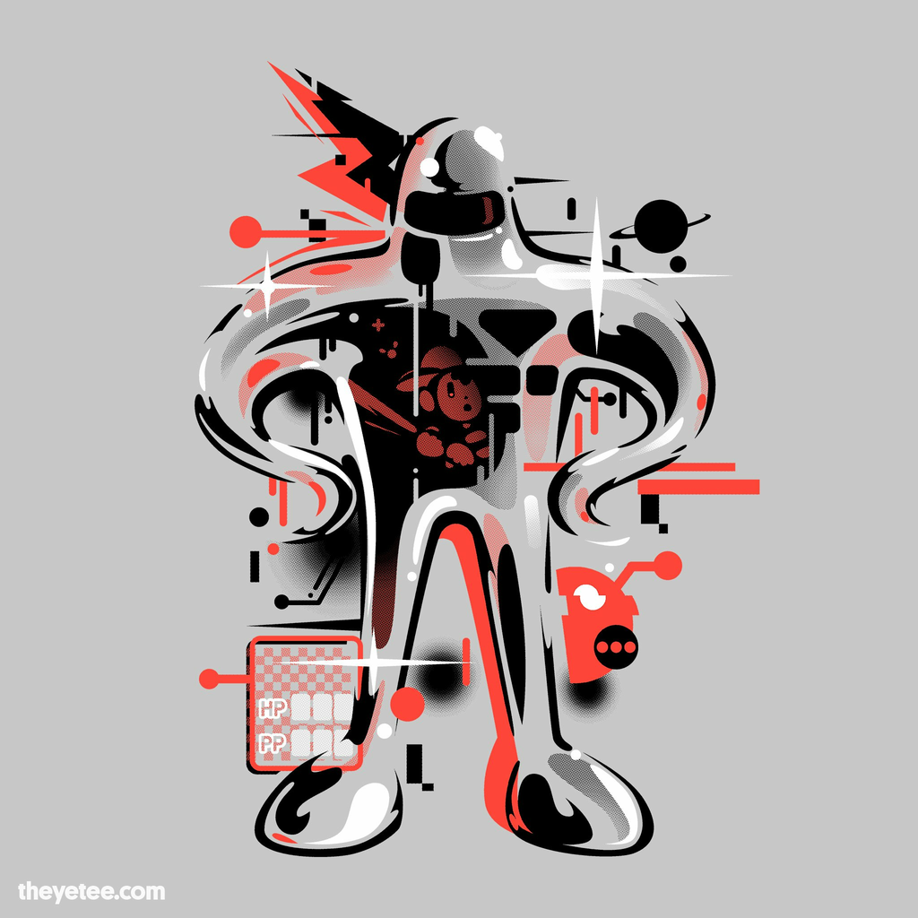 The Yetee: Invader