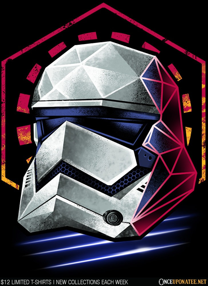 Once Upon a Tee: Rad Trooper