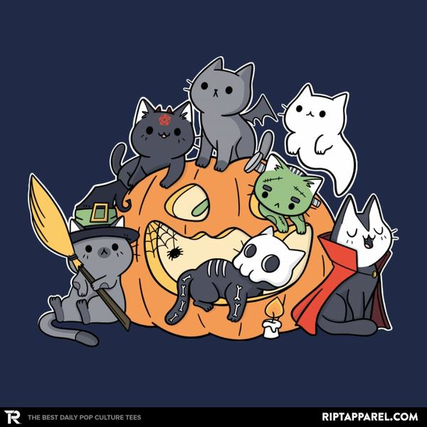 Ript: Halloween Kittens
