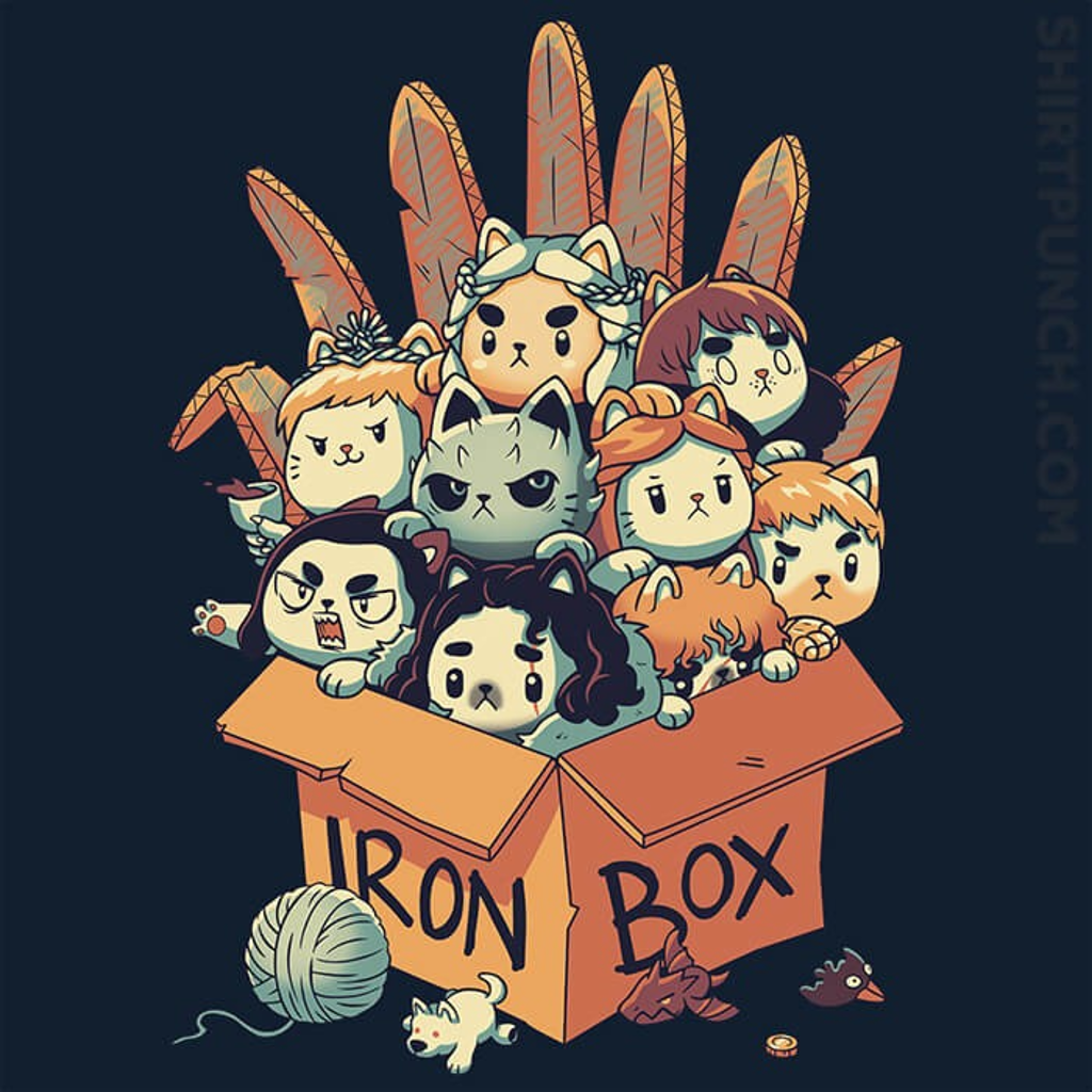 ShirtPunch: Game Of Boxes