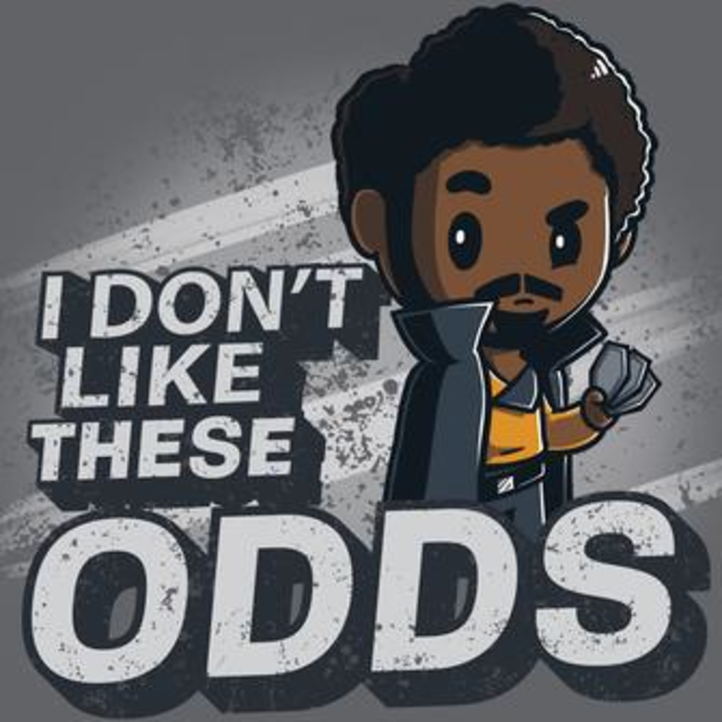 TeeTurtle: I Don't Like These Odds