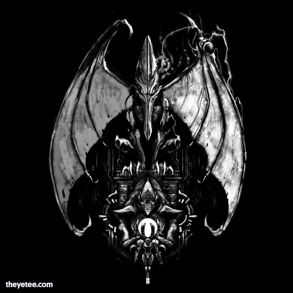 The Yetee: Cyborg Nemesis