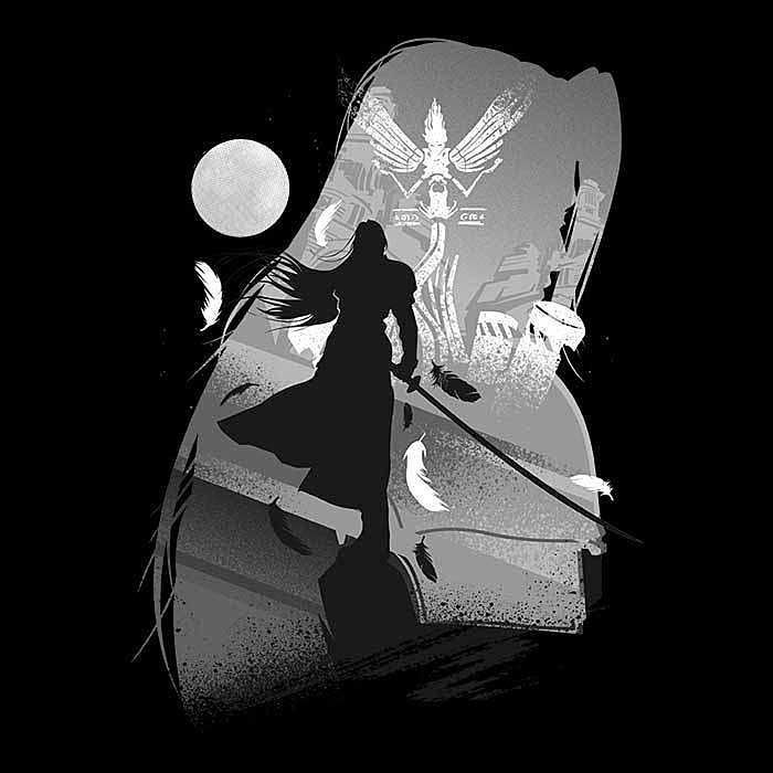 Once Upon a Tee: Attack of Sephiroth