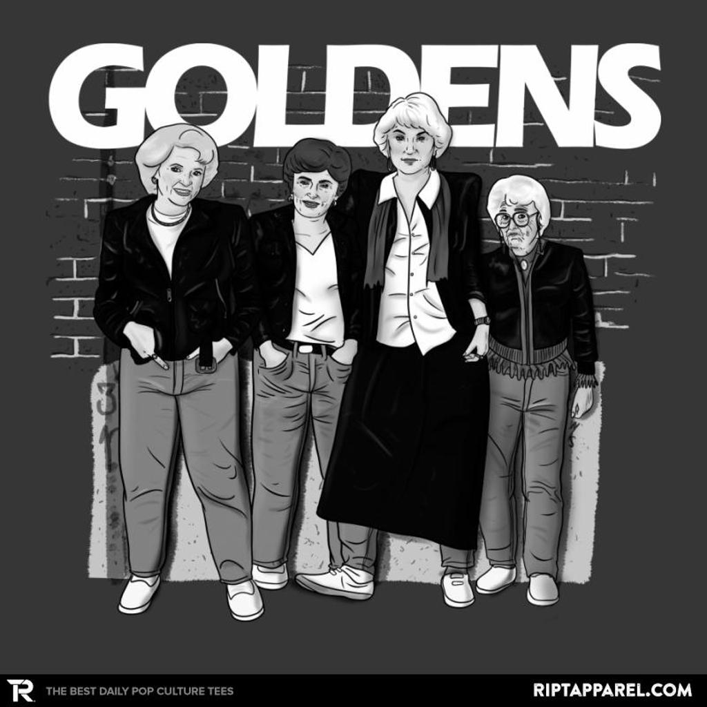 Ript: Goldens