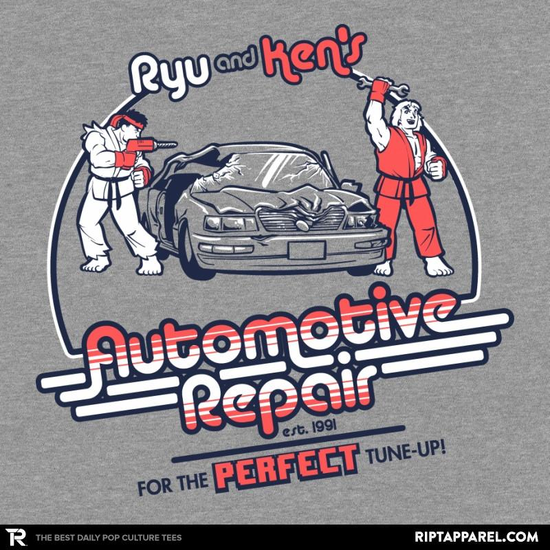 Ript: Ryu and Ken's Automotive Repair