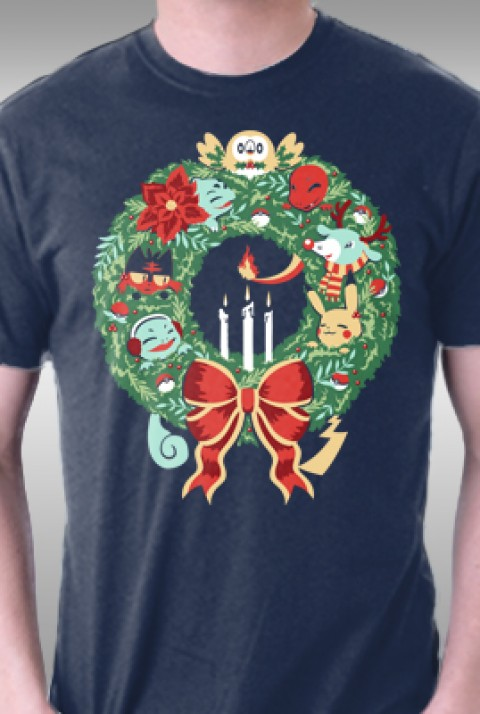 TeeFury: Starters of Christmas Past and Present