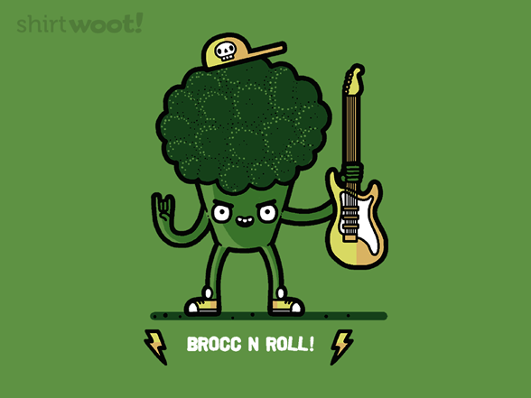 Woot!: Brocn'Roll