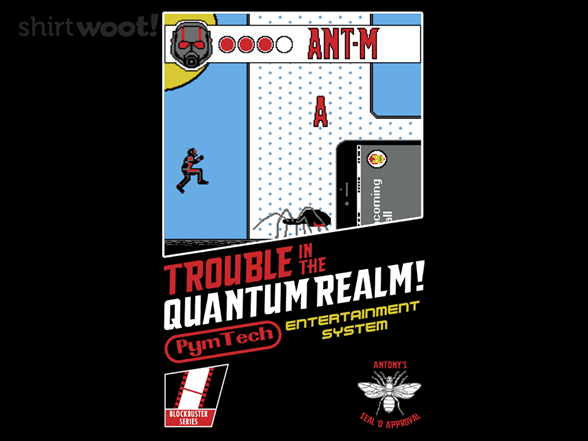 Woot!: Trouble in the Quantum Realm - $8.00 + $5 standard shipping