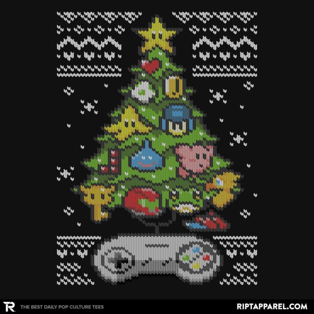 Ript: A Classic Gamers Christmas