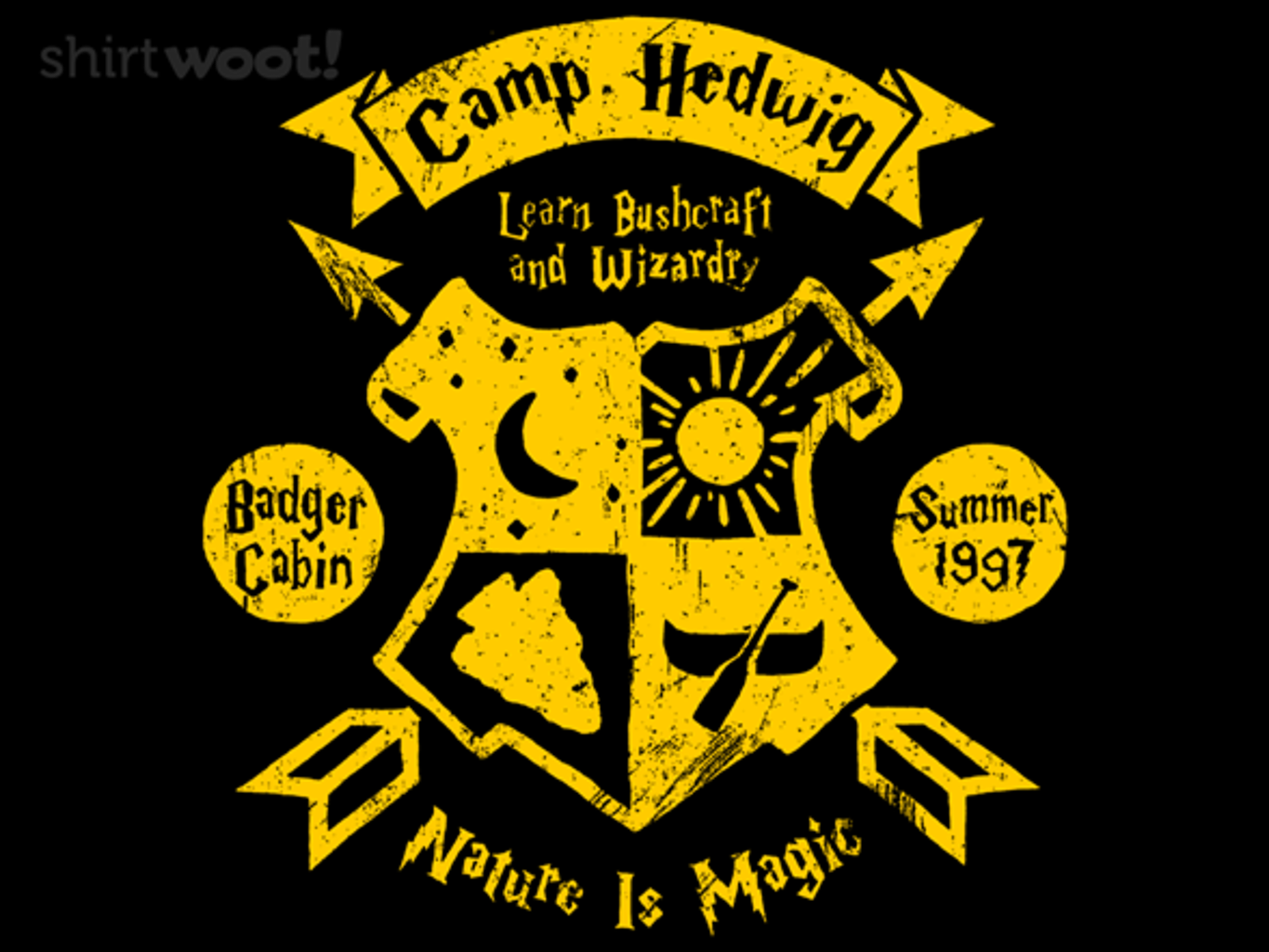 Woot!: Camp Hedwig Badgers