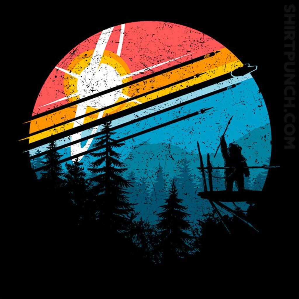 ShirtPunch: Galactic Victory