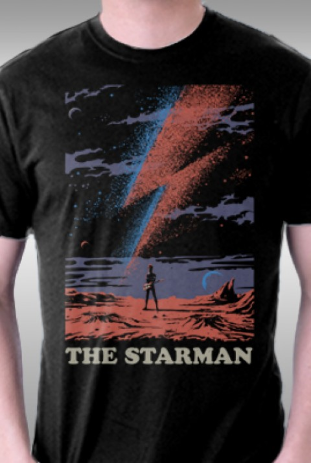 TeeFury: The Starman