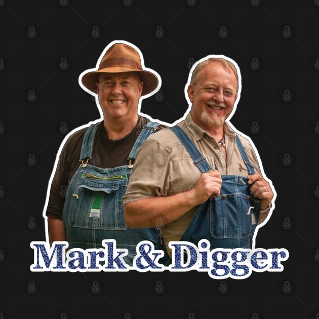 TeePublic: Mark & Digger Denim