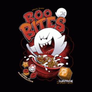 BustedTees: Boo Bites