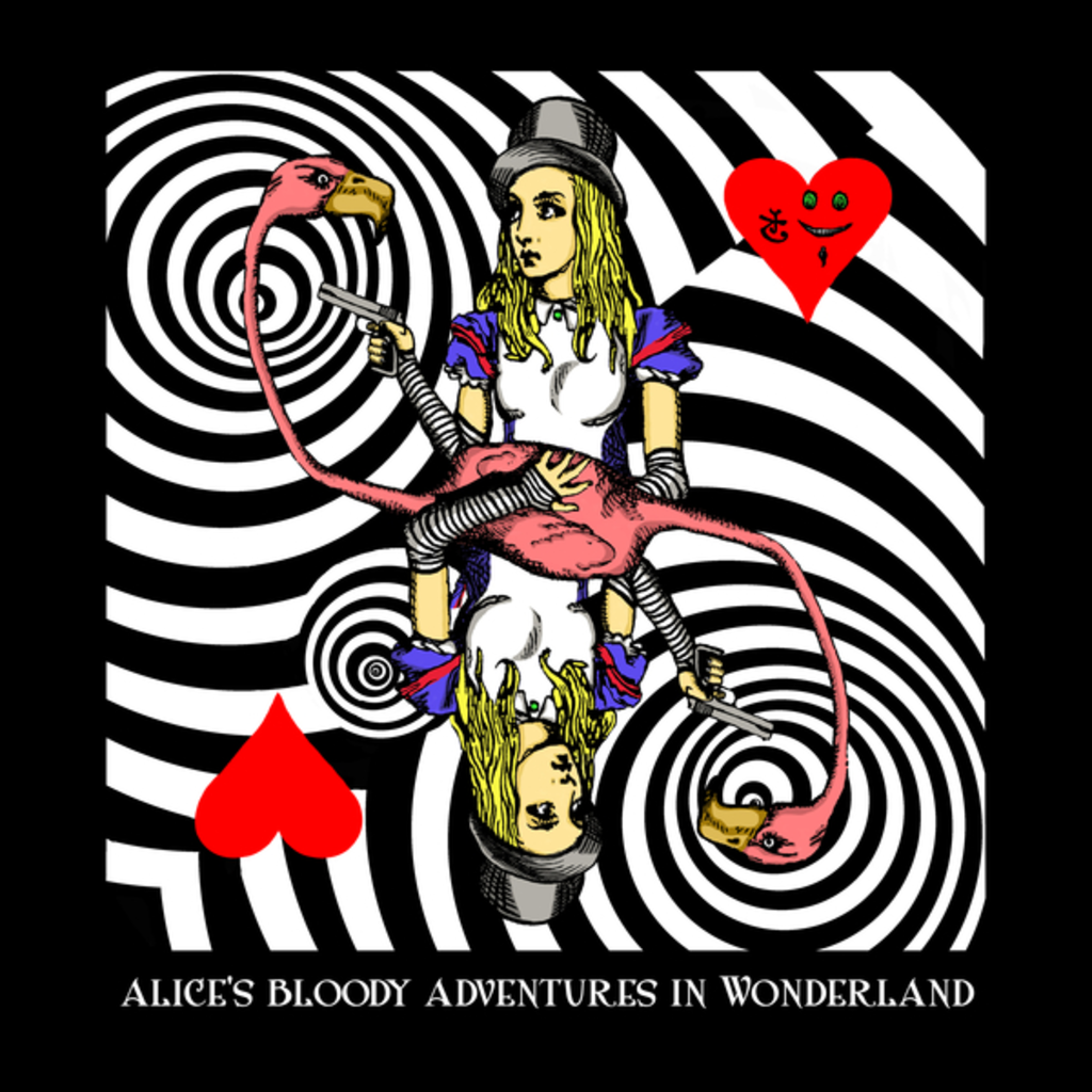 NeatoShop: Alice and Flamingo Vortex