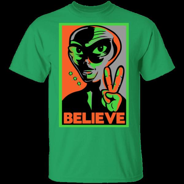 Pop-Up Tee: Believe