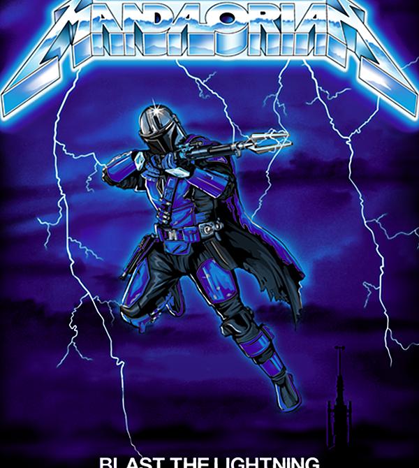 teeVillain: Blast The Lightning