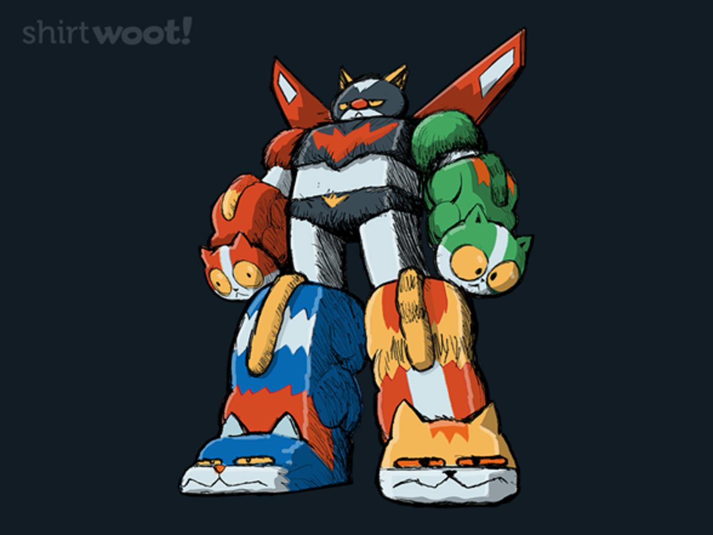 Woot!: MEOW-TRON