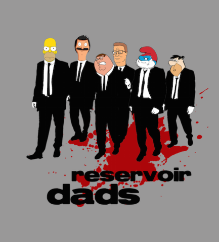 Shirt Battle: Reservoir Dads