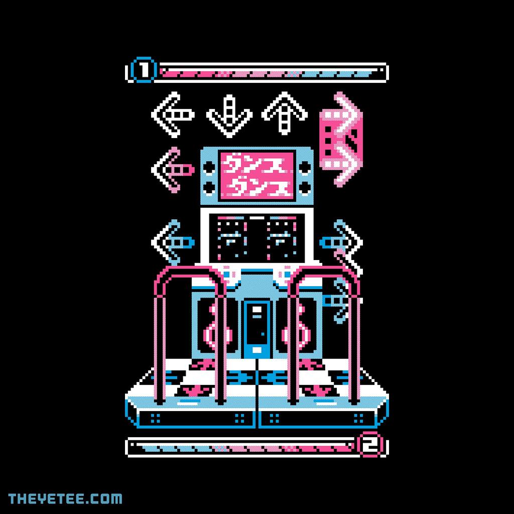 The Yetee: Dance Arcade