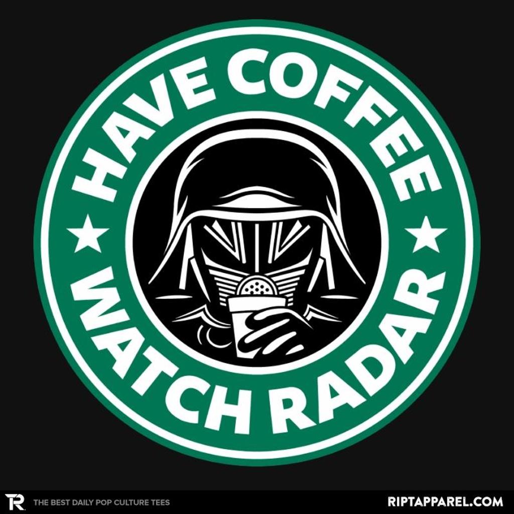Ript: Have Coffee, Watch Radar