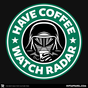 Ript: Have Coffee, Watch Radar