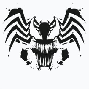 Pop-Up Tee: Symbiote Rorschach