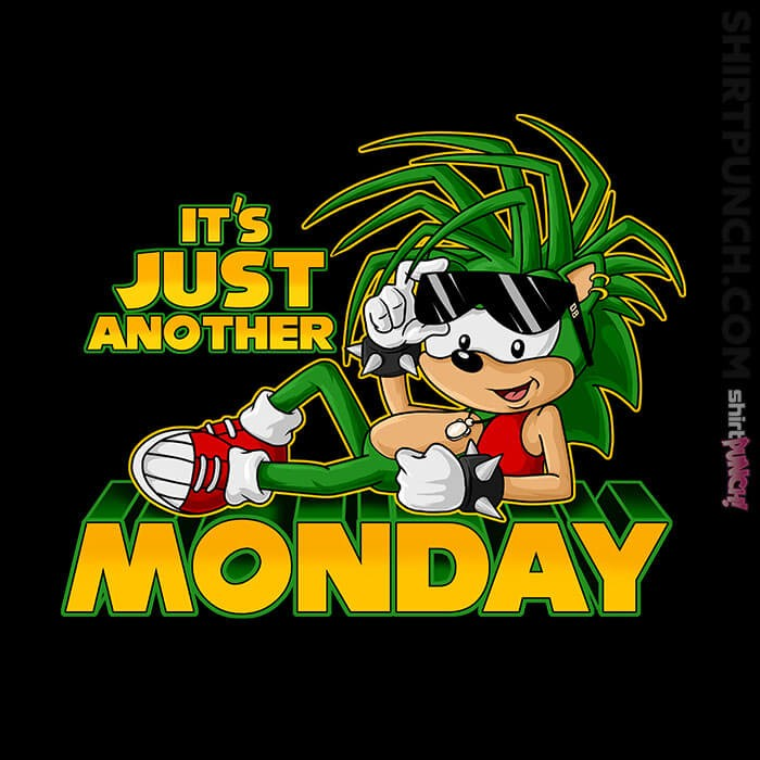 ShirtPunch: Manic Monday