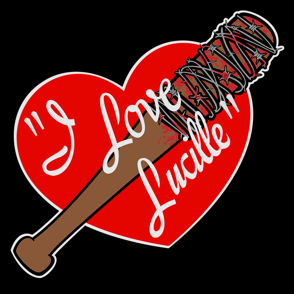 Pop-Up Tee: I Love Lucille