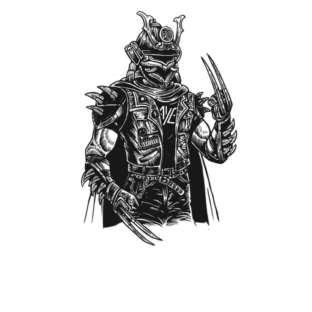 NeatoShop: Samurai Punk