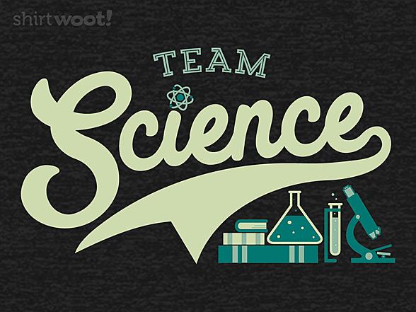Woot!: Team Science