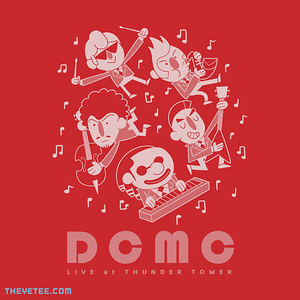 The Yetee: He's With the Band