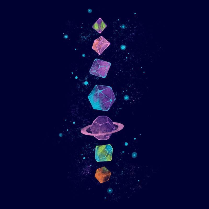 Pampling: Space Dice