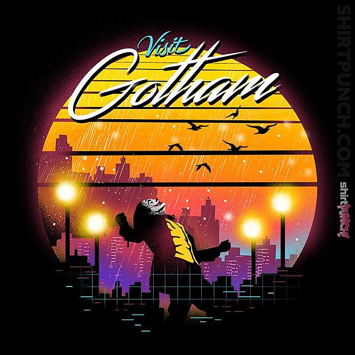 ShirtPunch: Gotham Wave