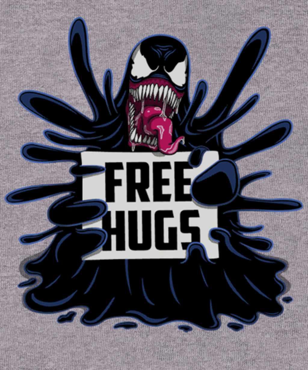 Qwertee: Symbiote Hugs!