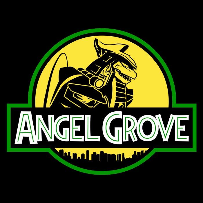 Once Upon a Tee: Angel Grove (Green)
