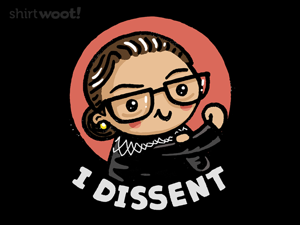 Woot!: Girl Power-I Dissent